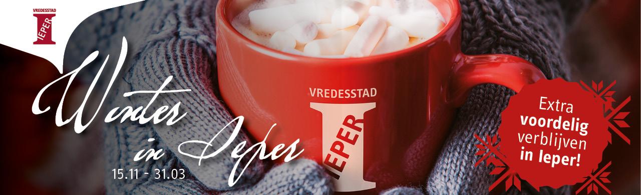 Winter in Ieper