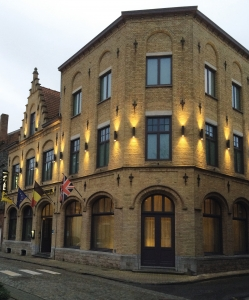 Albion Hotel Ieper