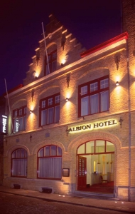 Your stay in Ypres in the Albion Hotel Ypres